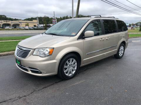 2013 Chrysler Town and Country for sale at iCar Auto Sales in Howell NJ