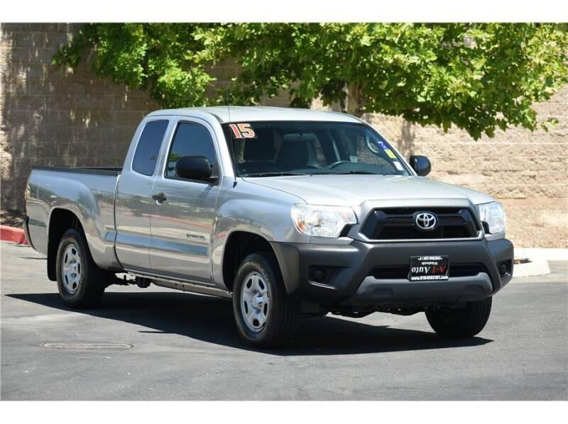 2015 Toyota Tacoma for sale in Sacramento, CA