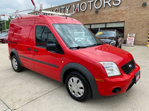 2012 Ford Transit Connect for sale at Windy City Motors in Chicago IL