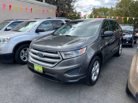 2016 Ford Edge for sale at BUY RITE AUTO MALL LLC in Garfield NJ