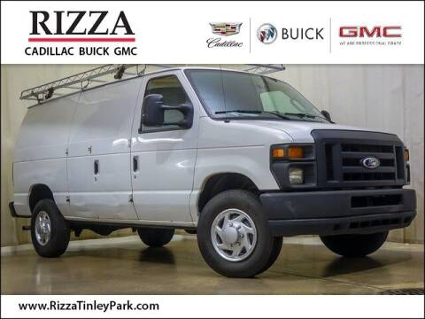 2014 Ford E-Series Cargo for sale at Rizza Buick GMC Cadillac in Tinley Park IL