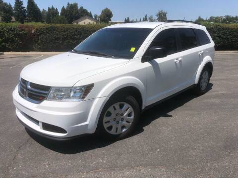 2017 Dodge Journey for sale at Used Cars Fresno Inc in Fresno CA