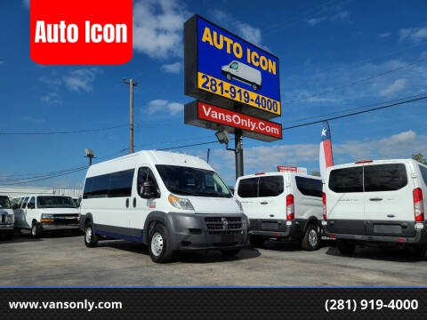 2014 RAM ProMaster Window for sale at Auto Icon in Houston TX