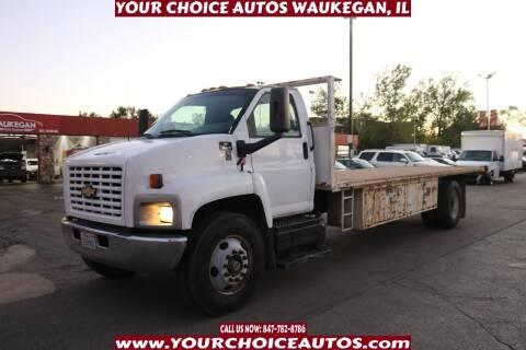 2007 Chevrolet C6500 for sale at Your Choice Autos - Waukegan in Waukegan IL