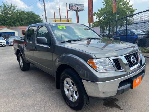 2009 Nissan Frontier for sale at TOP SHELF AUTOMOTIVE in Newark NJ