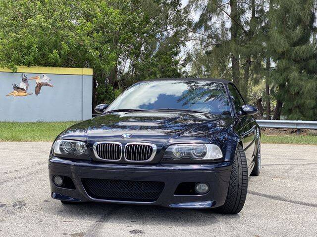 2002 BMW M3 for sale at Exclusive Impex Inc in Davie FL
