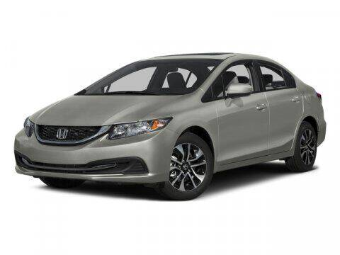 2015 Honda Civic for sale at DICK BROOKS PRE-OWNED in Lyman SC