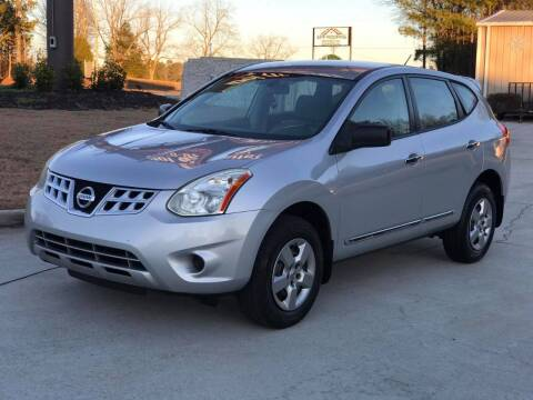 2013 Nissan Rogue for sale at Two Brothers Auto Sales in Loganville GA