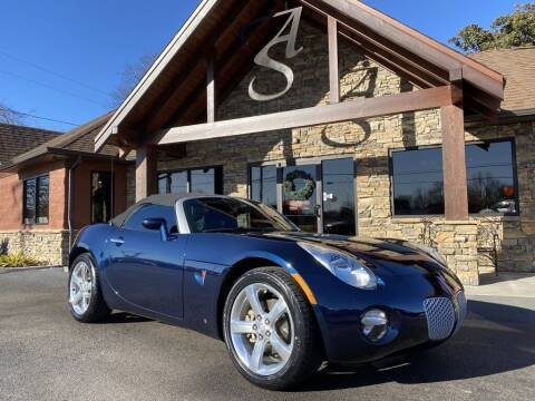 2006 Pontiac Solstice for sale at Auto Solutions in Maryville TN