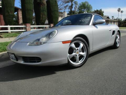 2001 Porsche Boxster for sale at Valley Coach Co Sales & Lsng in Van Nuys CA