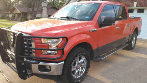 2016 Ford F-150 for sale at Haigler Motors Inc in Tyler TX