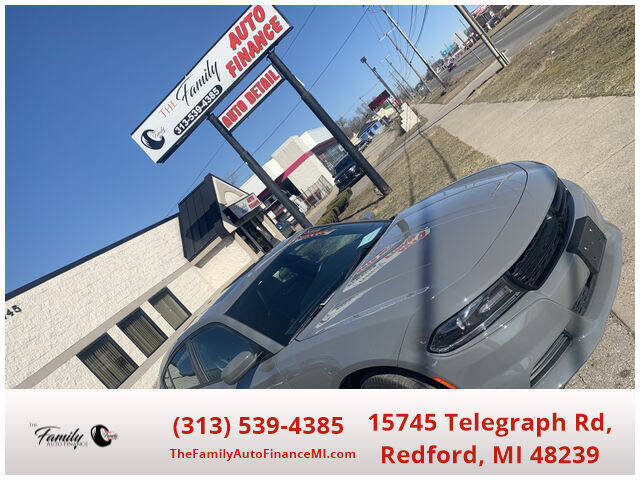 2019 Dodge Charger for sale at The Family Auto Finance in Redford MI