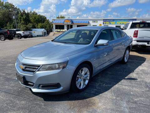 2014 Chevrolet Impala for sale at Greg's Auto Sales in Poplar Bluff MO