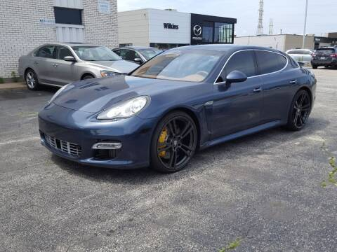 2011 Porsche Panamera for sale at AUTOSAVIN in Elmhurst IL