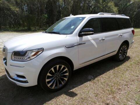 2019 Lincoln Navigator for sale at TIMBERLAND FORD in Perry FL