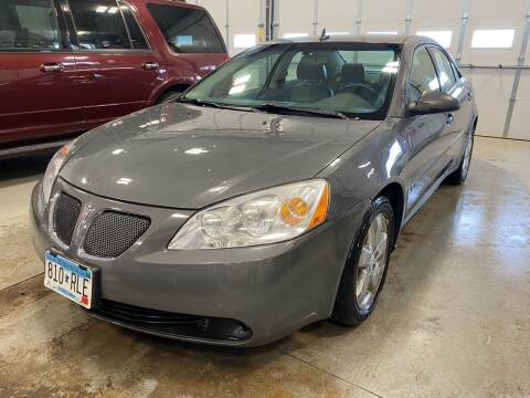 2008 Pontiac G6 for sale at RDJ Auto Sales in Kerkhoven MN