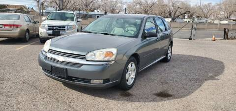 2004 Chevrolet Malibu Maxx for sale at One Community Auto LLC in Albuquerque NM