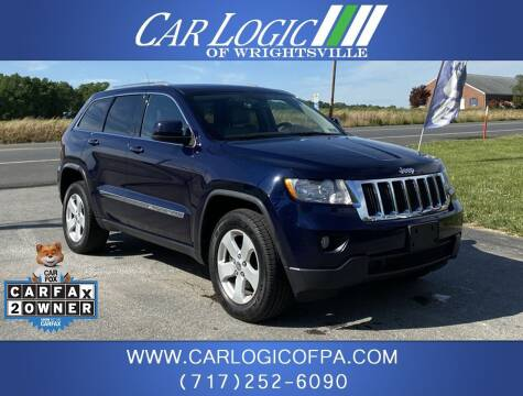2012 Jeep Grand Cherokee for sale at Car Logic in Wrightsville PA