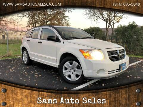 2007 Dodge Caliber for sale at Sams Auto Sales in North Highlands CA