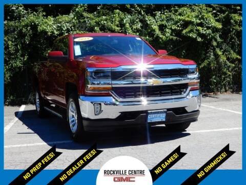 2018 Chevrolet Silverado 1500 for sale at Rockville Centre GMC in Rockville Centre NY