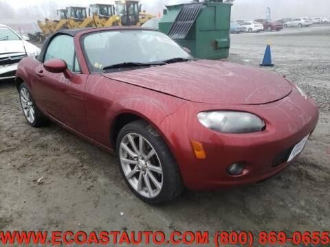2007 Mazda MX-5 Miata for sale at East Coast Auto Source Inc. in Bedford VA