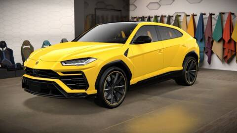 2021 Lamborghini Urus for sale at Bespoke Motor Group in Jericho NY