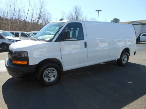 2020 Chevrolet Express Cargo for sale at Benton Truck Sales - Cargo Vans in Benton AR