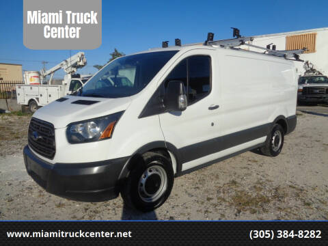 2017 Ford Transit Cargo for sale at Miami Truck Center in Hialeah FL