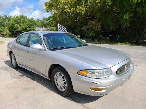 2005 Buick LeSabre for sale at G&J Car Sales in Houston TX