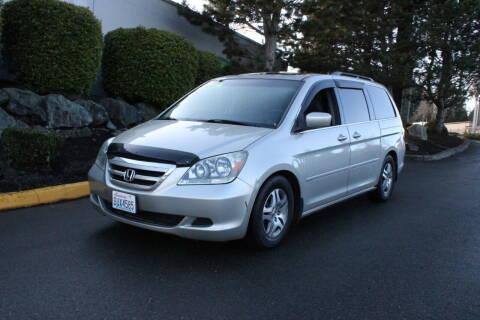 2006 Honda Odyssey for sale at SS MOTORS LLC in Edmonds WA