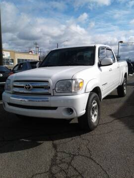 2005 Toyota Tundra for sale at 2 Way Auto Sales in Spokane Valley WA