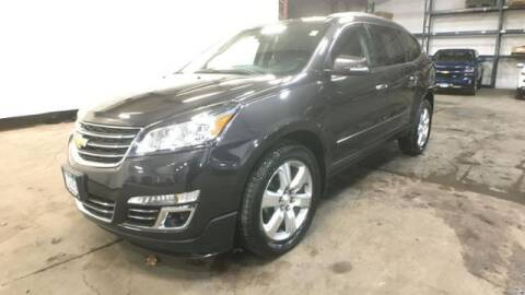 2016 Chevrolet Traverse for sale at Waconia Auto Detail in Waconia MN