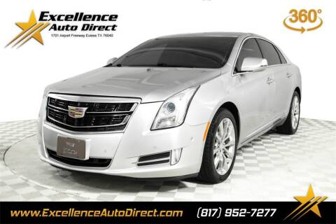 2017 Cadillac XTS for sale at Excellence Auto Direct in Euless TX