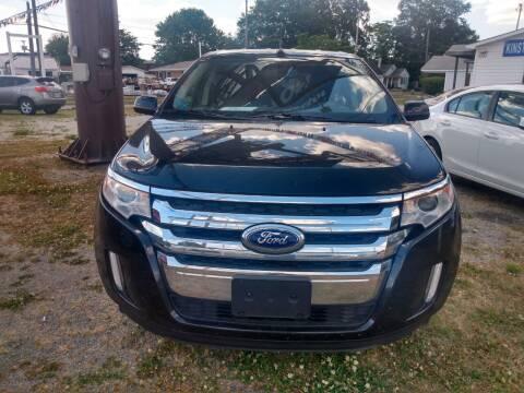2014 Ford Edge for sale at Washington Motor Company in Washington NC