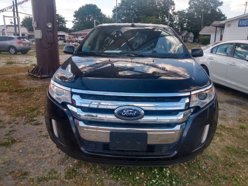 2014 Ford Edge for sale at East Carolina Auto Exchange in Greenville NC