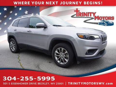2019 Jeep Cherokee for sale at Trinity Motors in Beckley WV