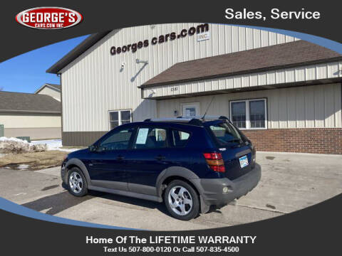 2007 Pontiac Vibe for sale at GEORGE'S CARS.COM INC in Waseca MN