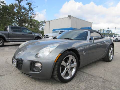 2007 Pontiac Solstice for sale at Quality Investments in Tyler TX