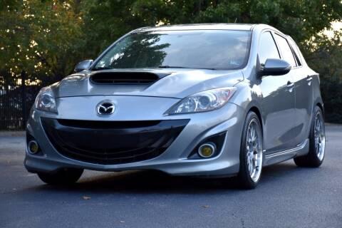 2012 Mazda MAZDASPEED3 for sale at Wheel Deal Auto Sales LLC in Norfolk VA