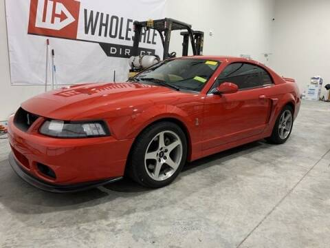 2003 Ford Mustang SVT Cobra for sale at Wholesale Direct in Wilmington NC
