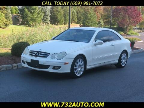 2007 Mercedes-Benz CLK for sale at Absolute Auto Solutions in Hamilton NJ