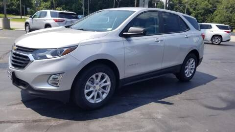 2020 Chevrolet Equinox for sale at Whitmore Chevrolet in West Point VA