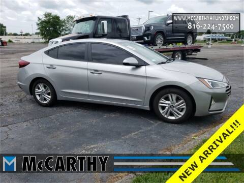 2020 Hyundai Elantra for sale at Mr. KC Cars - McCarthy Hyundai in Blue Springs MO