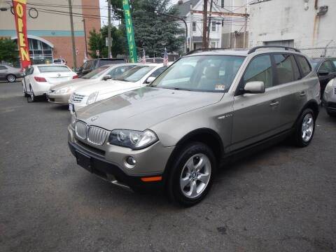 2007 BMW X3 for sale at 103 Auto Sales in Bloomfield NJ