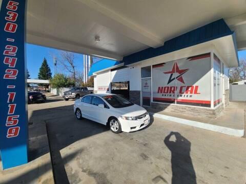 2011 Honda Civic for sale at Nor Cal Auto Center in Anderson CA