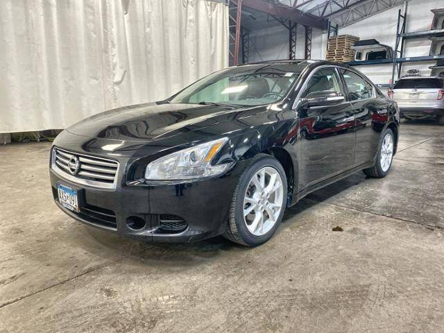 2014 Nissan Maxima for sale at Waconia Auto Detail in Waconia MN