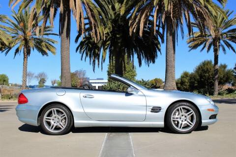 2005 Mercedes-Benz SL-Class for sale at Miramar Sport Cars in San Diego CA
