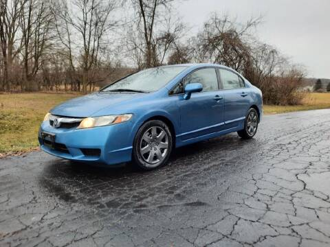 2010 Honda Civic for sale at Moundbuilders Motor Group in Heath OH
