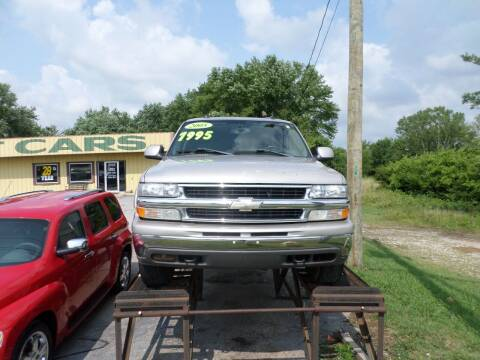 2005 Chevrolet Tahoe for sale at Credit Cars of NWA in Bentonville AR