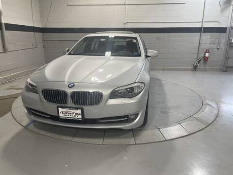 2013 BMW 5 Series for sale at Luxury Car Outlet in West Chicago IL